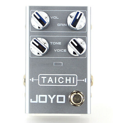 JOYO Taichi Overdrive Guitar Effect Pedal - Revolution R Series