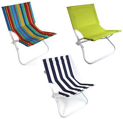 CAMPINGSTUHL Strandstuhl Klappstuhl Strandstuhl Beach Chair faltbar ~cf114