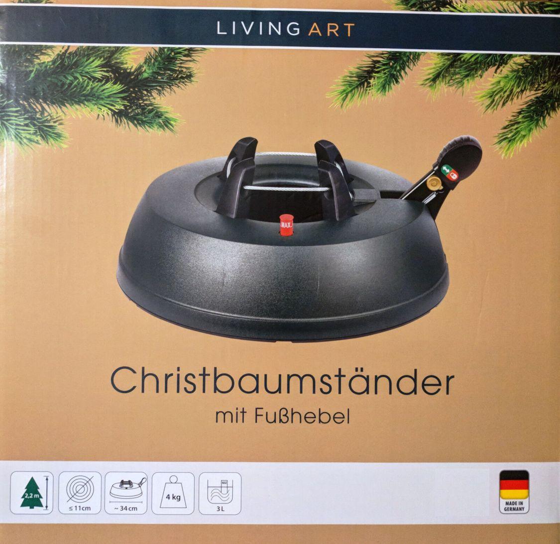 Weihnachtsbaumständer Christbaumständer Ständer Tannenbaumhalter Weihnachts Baum