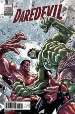 Daredevil #598 Marvel Comics 2018 Marco Checchetto Hulk Variant Cover Mayor Fisk