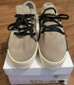 Adidas x Alexander Wang AW Skate Shoes Size 10 Light Grey BY8910