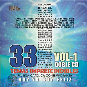Resultado de imagen de 33 temas imprescindibles. música católica conteporànea