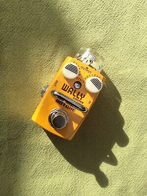 Hotone Skyline Wally Nano Loop Station Pedal - 15min memory & limitless overdubs