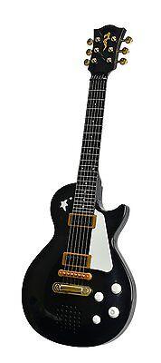 Kinder Gitarre Simba Rockgitarre Rockmusik Musikinstrumente Spielzeug Spass