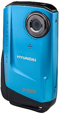 Hyundai Water Moments Unterwassercamcorder (5 Megapixel, 5,1 cm (2 Zoll) Display