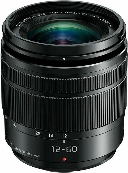 Panasonic 12-60mm f3.5-5.6 LUMIX G VARIO O.I.S