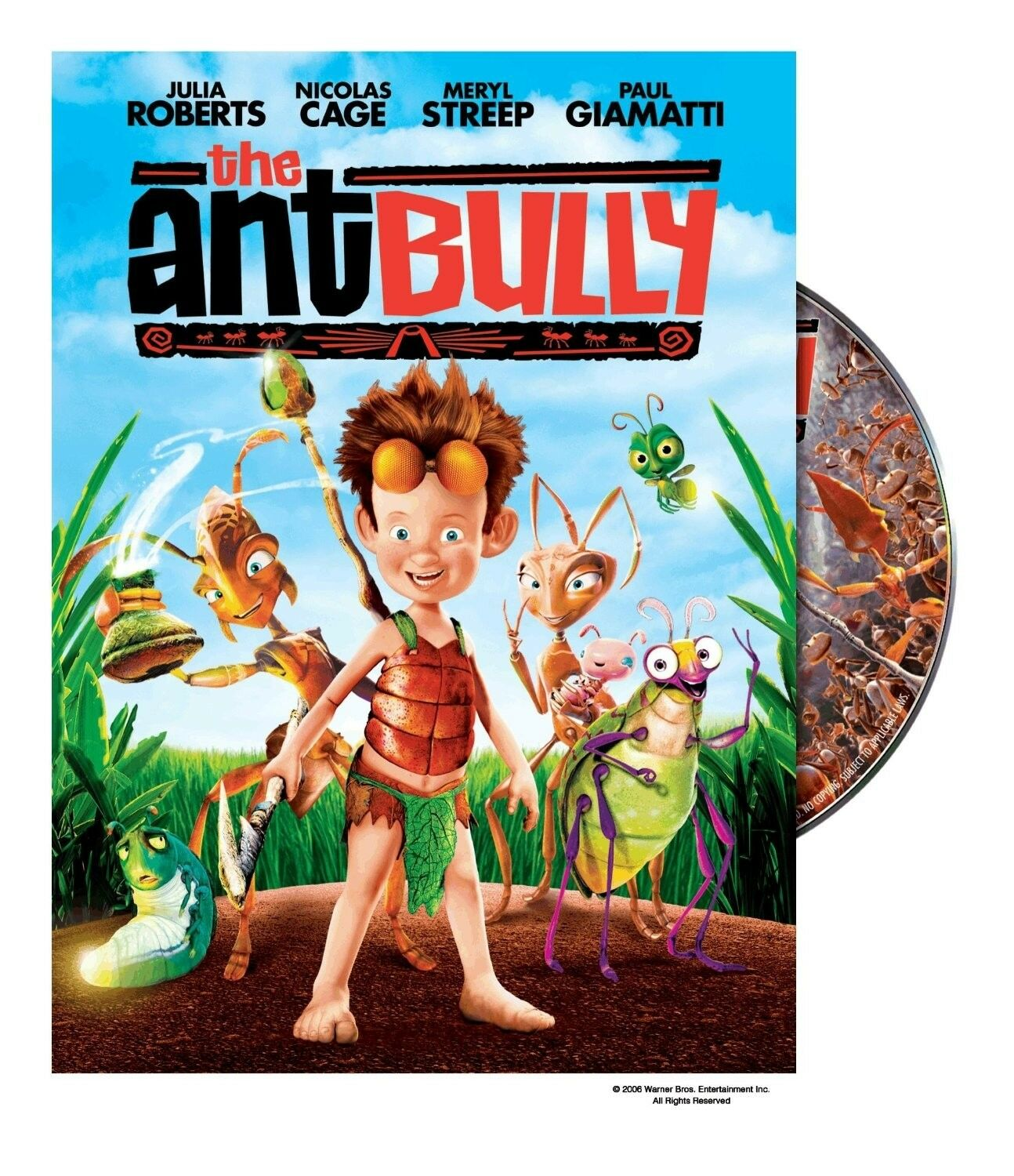 The Ant Bully Dvd Fs