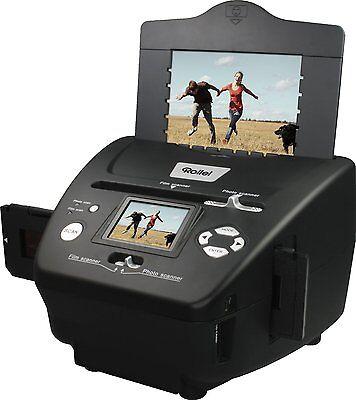 Rollei PDF-S 240 SE Dia- Negativ- + Fotoscanner, von  Fotofachgesch >NEU + OVP<