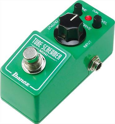 IBANEZ Tube Screamer Mini TS MINI Effect Pedal for Guitar New in Box
