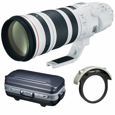 Canon EF 200-400mm f/4L is USM +Built-in Extender 1.4X Lens (Intl Model) Model
