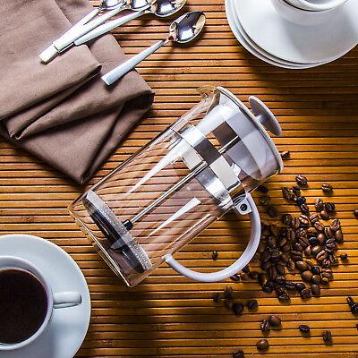 FRENCH PRESS 1 Liter Kaffeebereiter Kaffeekanne