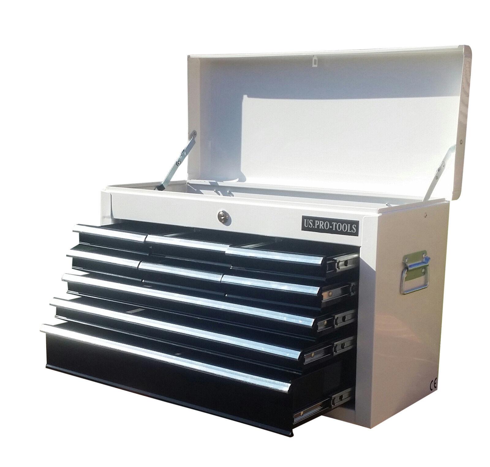 details sur us pro tools abordable mecanicien outil coffre rangement boite armoire 9 tiroirs