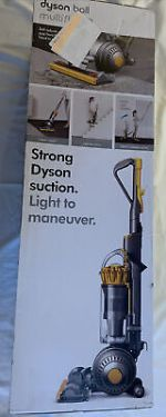 BRAND NEW Dyson Ball Multi Floor 2 Upright Vacuum UP19 - Yellow - SEALED