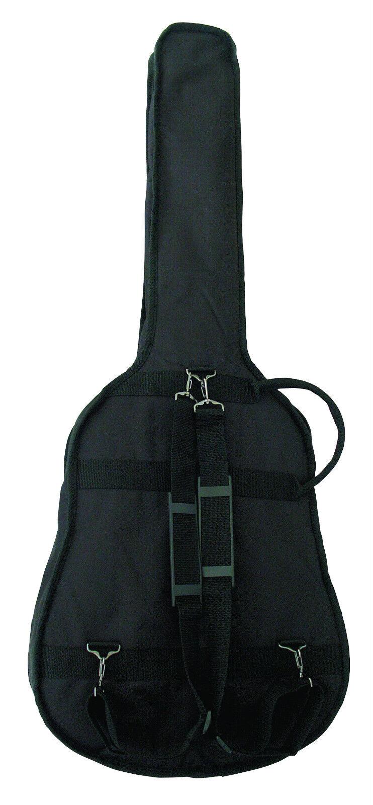 Tasche für Konzertgitarre mit Band viele Grössen - Gitarrentasche!!n