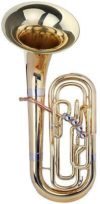 Bb-Bariton Bellfront Marsch Euphonium Blech Blasinstrument Messing Leicht Koffer