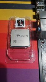 AMD Ryzen 5 1600X Processor YD160XBCM6IAE AM4 CPU + ASUS B350-F Motherboard