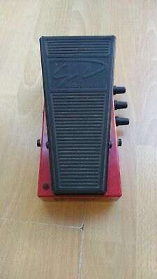 George Dennis Wizard Rock Volume/Distortion Guitar Pedal