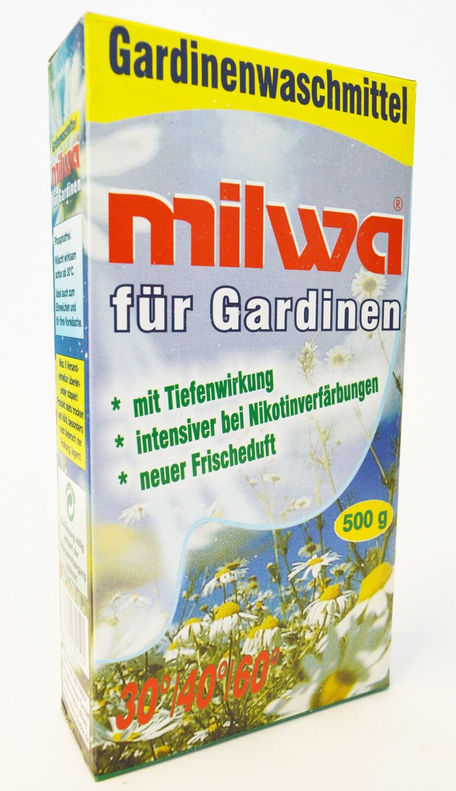 Milwa Gardinenwaschmittel