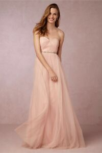 Bridesmaid Dress   Buy or Sell Wedding Clothing in Canada   Kijiji     BHLDN dame d honneur   Bridesmaid dress