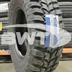 4 New Roadone Cavalry M/T MUD 121Q Tires 2657017,265/70/17,26570R17
