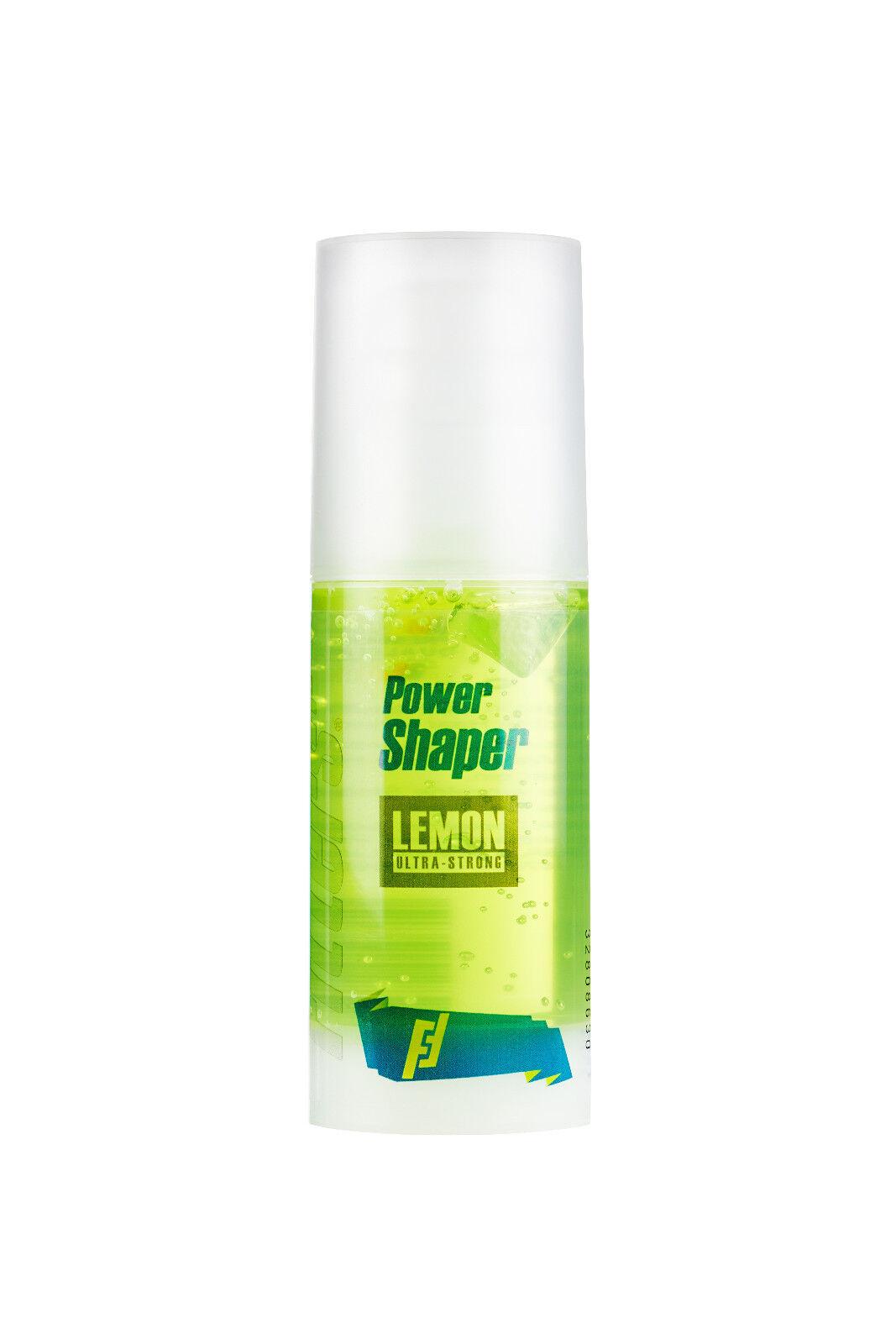Power Shaper Lemon ultra-strong Styling Gel 100 ml grünes Haargel für Männer