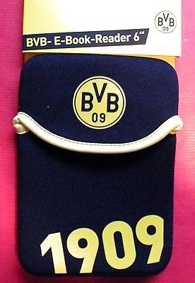 Borussia Dortmund Tasche Hülle Schutz Sleeve f E-Book-Reader 6
