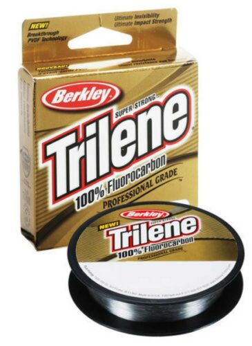 Berkley-Trilene-100-Fluorocarbon-Fishing-Line-Avail-in-110yd-200yd-Spools