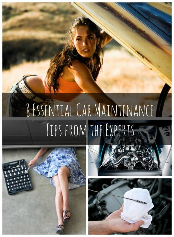 8 Essential Car Maintenance Tips From The Experts Ebay