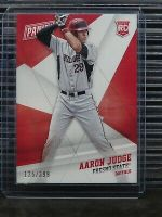 2017 Panini Black Friday Aaron Judge Rookie Card RC #125/399 Fresno State L27