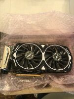 MSI Radeon RX 570 4GB GDDR5 Graphic Cards (RX 570 ARMOR 4G OC)