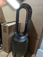 Dyson HP02 Pure Hot + Cool Link Air Purifier Fan Black /Nickel Free Shipping!