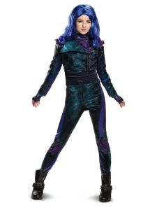 Disney Descendants 3 - Mal Deluxe Child Costume