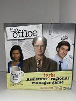 Spin Master Games The Office TV Show, Assistant to The Regional Manager Game