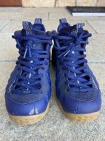 Nike Air Foamposite - Blue - Size: 9