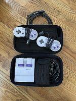 Super Nintendo SNES Classic Mini Edition Used