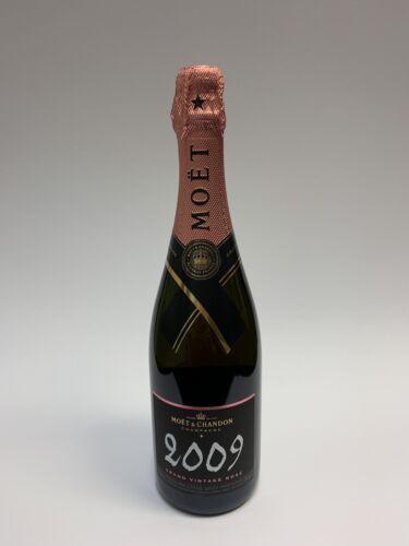 Moët Chandon Grande Vintage 2009 Rosé Champagner 0,75l 12,5% Vol Moet Extra Brut