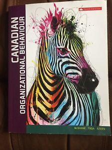Canadian Organizational Behaviour 10th Edition   Kijiji in Ontario     Canadian Organizational Behaviour 10th Edition