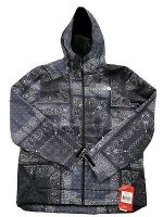 The North Face Men's Jacket Bandana Black sz M not supreme