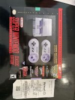 Super Nintendo Entertainment System SNES Classic Edition NEW!