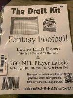 The Draft Kit Fantasy Football (New)
