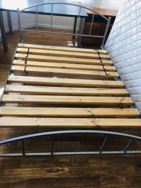bed with wooden slats and mattress 250 beds on Double Bed Slats id=97431