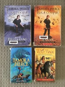 tamora pierce   Books   Gumtree Australia Free Local Classifieds