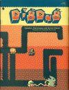 DIG DUG vintage 1982 Atari illustrated Operation, Maintenance & Service Manual