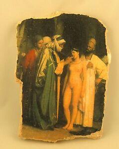 naked slave girl inspection