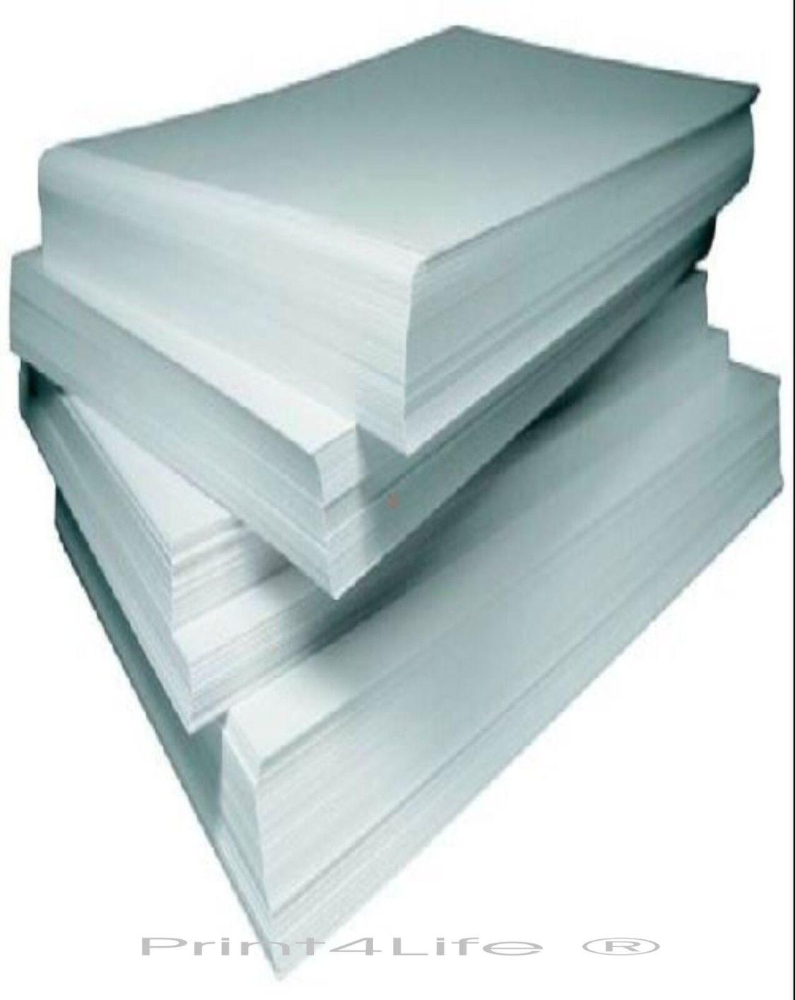500 Bl. Fotopapier 240g 10x15 hochglänzend wasserfest High Glossy Fotokarten top