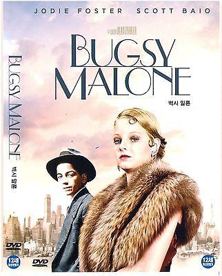 Bugsy Malone (1976) New Sealed DVD Alan Parker