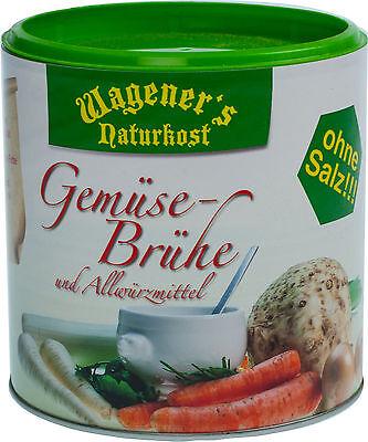 Gemüsebrühe ohne Salz,  300g (100g = € 2,50)