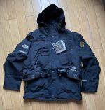 Supreme North Face RTG Jacket Vest Black
