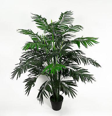 Arekapalme 120cm ZJ Kunstpalmen künstliche Palmen Arecapalme Areca Areka