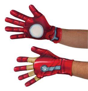 Iron Man Gloves Adult 32873